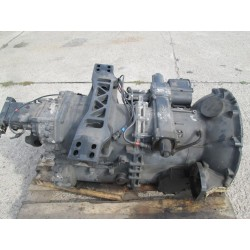 Transmission gearbox...